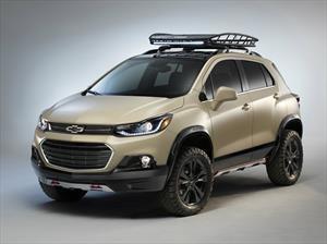 Chevrolet Trax Activ Concept debuta