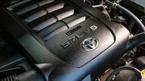 Toyota podría poner fin a sus motores V8