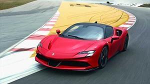 Ferrari SF90 Stradale, la primera con enchufe