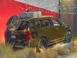 KIA Telluride 2020, la SUV grande de la firma coreana