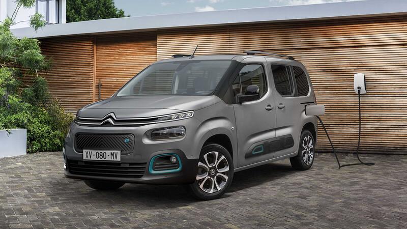 Citroën ë-Berlingo: ahora también para pasajeros
