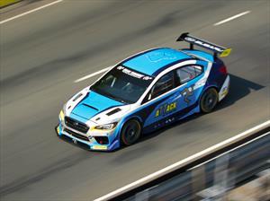 Subaru WRX STI impone récord en Isle Of Man TT Course 2016