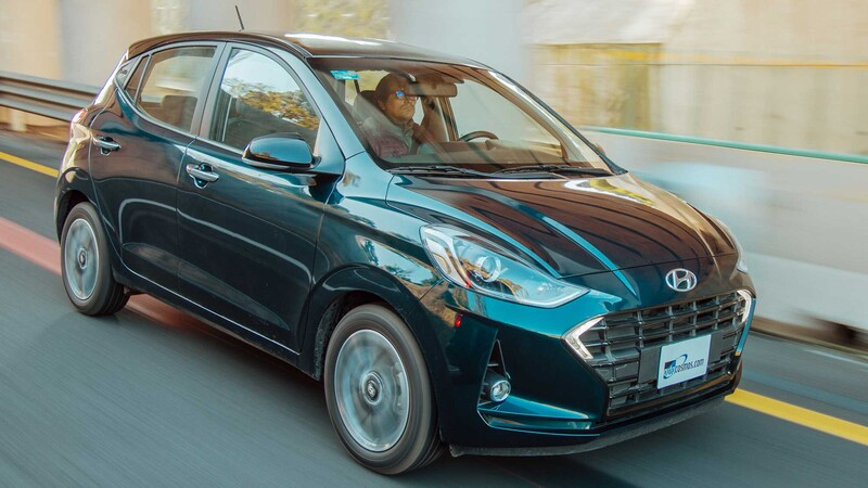 Manejamos el Hyundai Grand i10 2021
