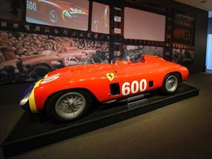 El Ferrari 290 MM Scaglietti 1956 de Fangio fue subastado en $28 millones de dólares