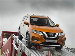 Nissan actualiza la X-Trail durante la Champions