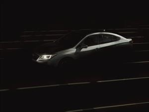 Subaru Legacy 2020 elige el Salón de Chicago para su debut