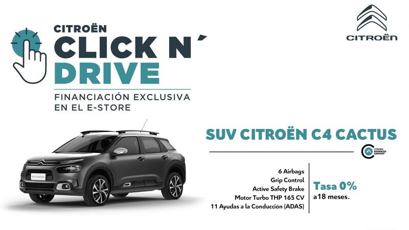 Citroën ofrece financiaciones y bonificaciones para agosto 2020