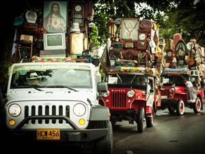 """Jeep sigue  trabajando por el rescate de los """"Yiperos"""""""