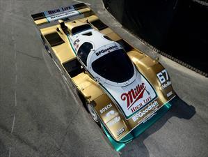 A subasta Porsche 962 ganador de las 24 Horas de Daytona de 1989