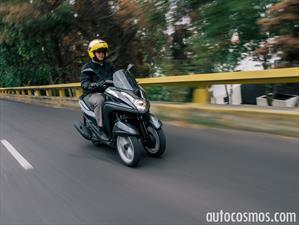 Yamaha Tricity 2015, a prueba