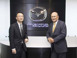 Nobuyuki Sato, nuevo presidente de Mazda de Colombia