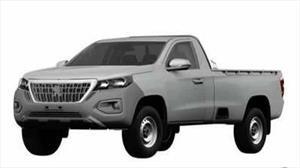 La nueva pick-up de Peugeot también tendrá cabina simple