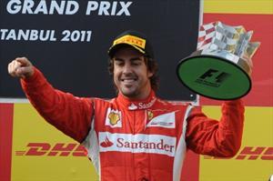 """F1: Ferrari, Alonso dice """"Paso a paso"""""""
