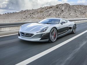 Rimac Concept_One, un hiperdeportivo eléctrico con más de 1.000 CV