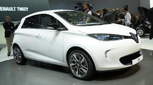 Renault ZOE se presenta en el Salón de Ginebra 2012