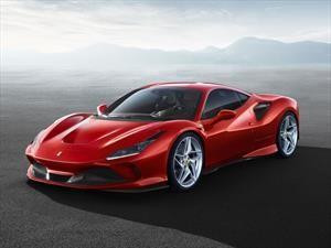 Ferrari F8 Tributo, larga vida al V8 central