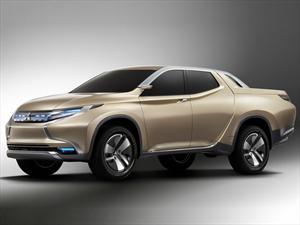 Mitsubishi anticipa la nueva L-200 con la GR-HEV Concept