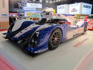 Toyota trae Le Mans al Salón de BA 2013