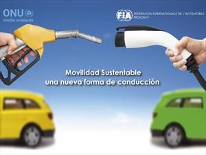 FIA impulsa el uso de autos eléctricos