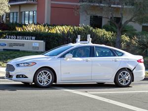 Ford inicia pruebas de vehículos autónomos