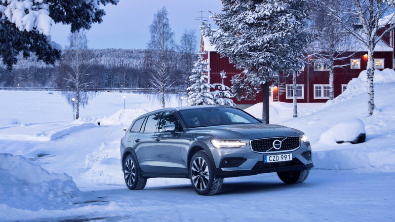 La apuesta de Volvo con el V60 Cross Country en Chile