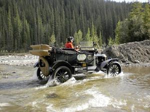La vuelta al mundo a bordo de un Ford Modelo T 1915