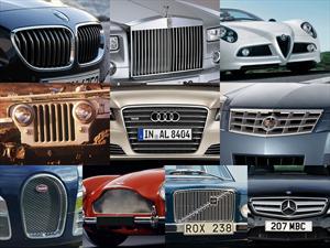 Top 10: Las parrillas mas icónicas de la industria automotriz