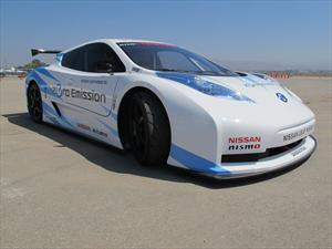 Exclusivo: manejamos el Nissan Leaf NISMO RC