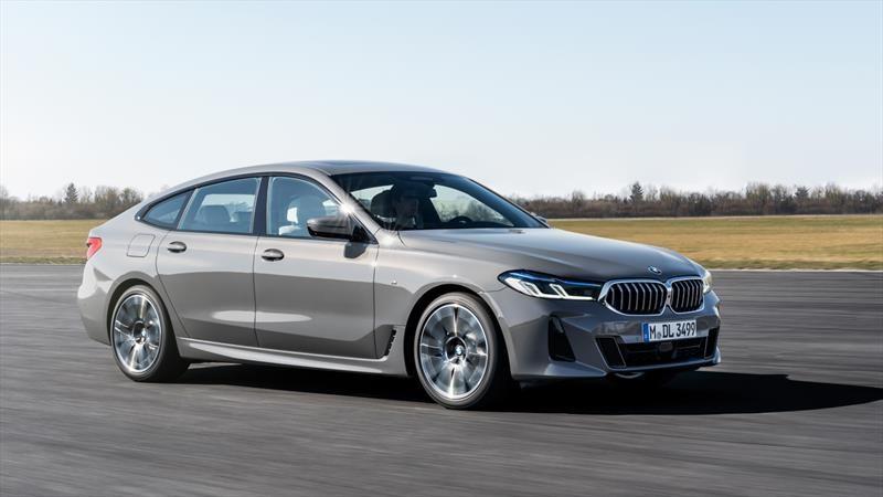 El BMW Serie 6 2020, un poco más de todo
