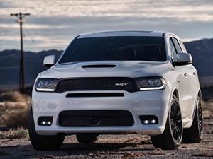 Dodge Durango SRT 2018, ell muscle car con 3 corridas de asientos