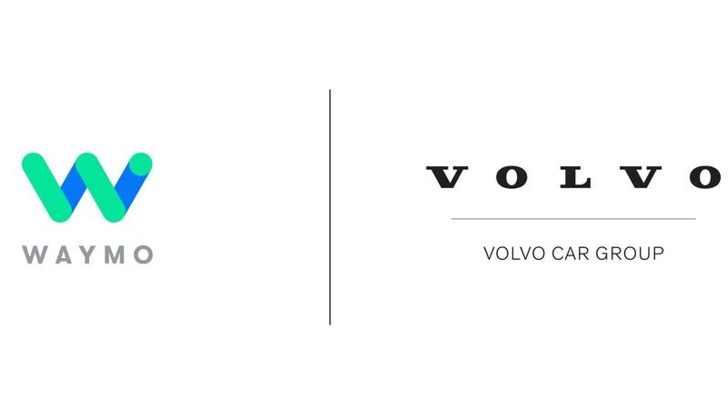 Volvo se asocia con Waymo para el desarrollo de un vehículo eléctrico autónomo