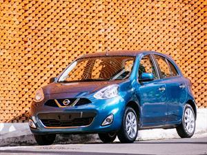 Prueba nuevo Nissan March. Versión 2.0