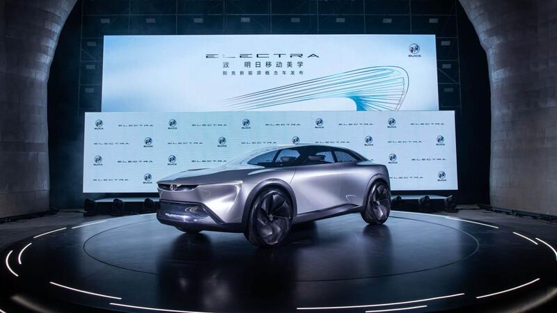 Beijing 2020: Buick resucita el nombre Electra para un radical prototipo eléctrico