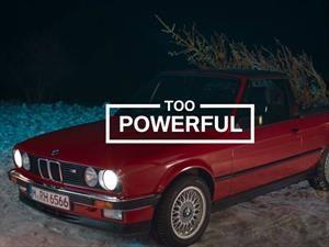 BMW M3 -E30- Pick-up, un festejo de navidad muy especial