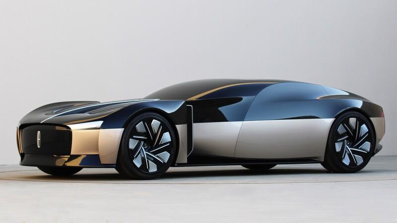 Lincoln Anniversary Concept, un prototipo con un diseño espectacular