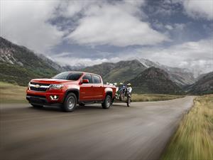Chevrolet Colorado 2016 se presenta
