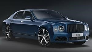 Bentley Mulsanne 6.75 Edition by Mulliner, para 30 millonarios escogidos