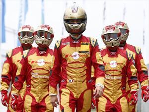 Audi DTM Racing Team se viste de Iron Man