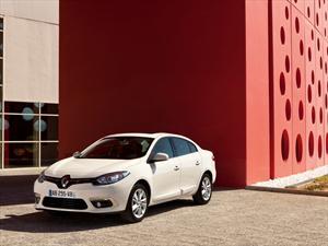 Renault Fluence recibe la nueva estética de la marca