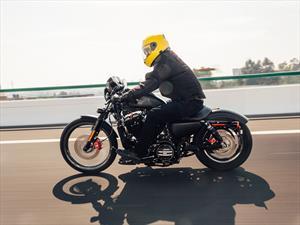 Manejamos la Harley-Davidson Iron 883 2016