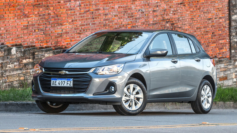 Chevrolet Onix LTZ y RS se lanzan en Argentina