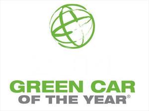 Los finalistas del Green Car of the Year 2016