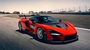 ¡Locura total!: Hennesey fue por el McLaren Senna