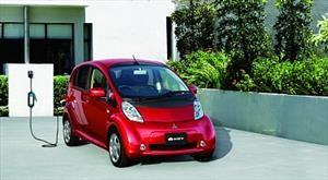 Mitsubishi i-MiEV es el primer carro 100% eléctrico producido en masa
