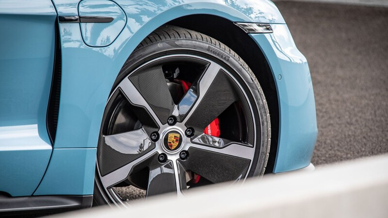 Taycan representa 12,6% de las ventas mundiales de Porsche