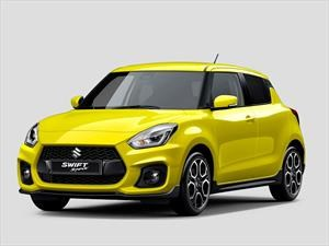 Suzuki Swift Sport 2018 tendrá motor turbocargado