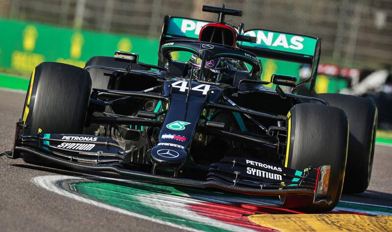 F1 2021: Cambio de horarios para Imola