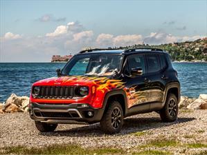 Jeep Renegade Hell's Revenge, con espíritu de Harley-Davidson