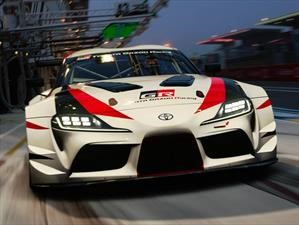 Toyota GR Supra Racing Concept ahora en Gran Turismo Sport