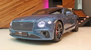 Bentley Continental GT 2020 debuta